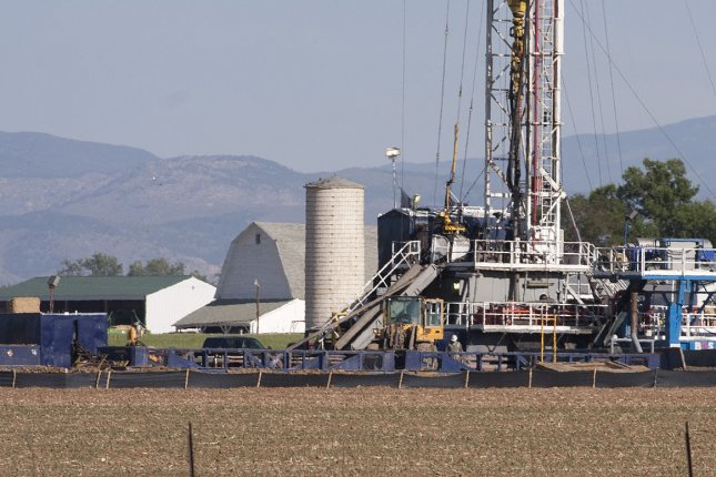 Cutting costs was what kept U.S. shale going through the latest market downturn, a new report finds File photo by Gary C. Caskey/UPI