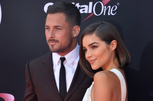 NFL player Danny Amendola (L) and model Olivia Culpo attend the 25th ESPYS on July 12 in Los Angeles, Calif. Photo by Jim Ruymen/UPI