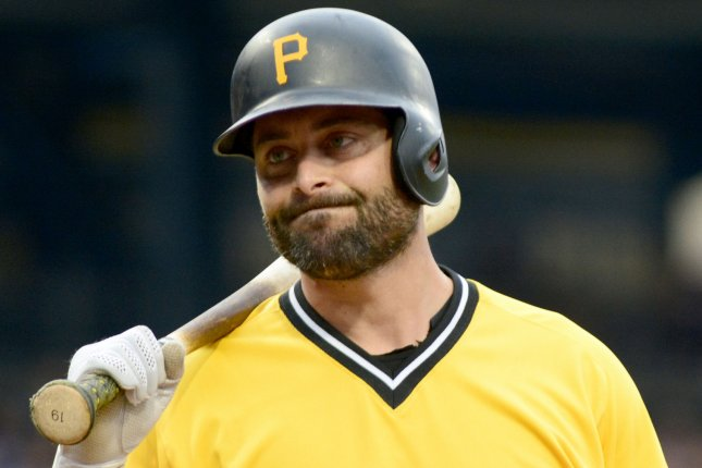 Francisco Cervelli joined the Pittsburgh Pirates in 2015 after spending seven seasons with the New York Yankees. He won a World Series with the Yankees in 2009. File Photo by Archie Carpenter/UPI