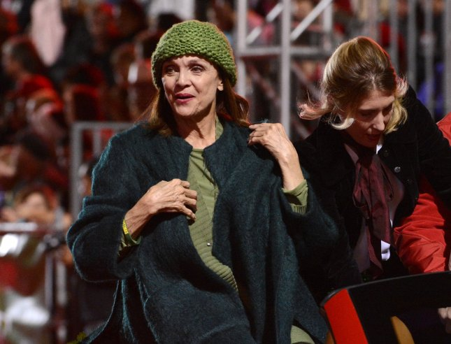A funeral was held Saturday for actress Valerie Harper. File Photo by Phil McCarten/UPI