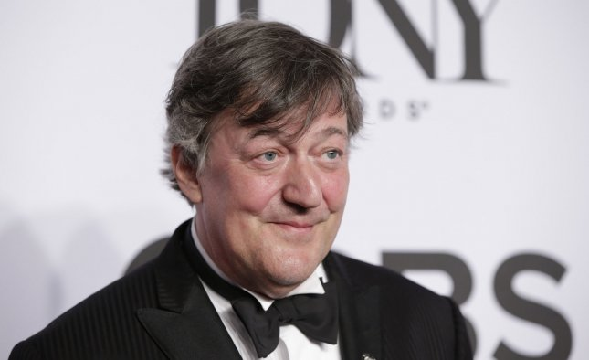 Stephen Fry has landed a guest spot on the next season of Doctor Who. File Photo by John Angelillo/UPI
