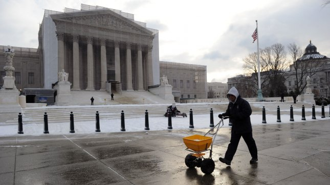 Court may strike part of Voting Rights Act