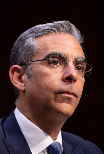 David Marcus, who testified on Facebook's cryptocurrency plan last year, will head the Facebook Financial initiative for Facebook's online payment system. Photo by Kevin Dietsch/UPI
