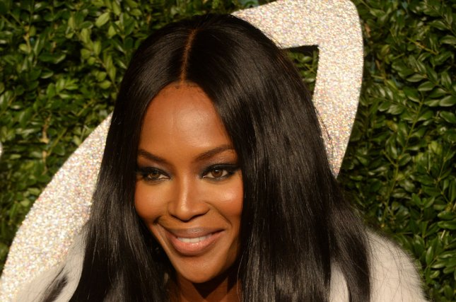 Naomi Campbell is the new face of Agent Provocateur. UPI/ Rune Hellestad