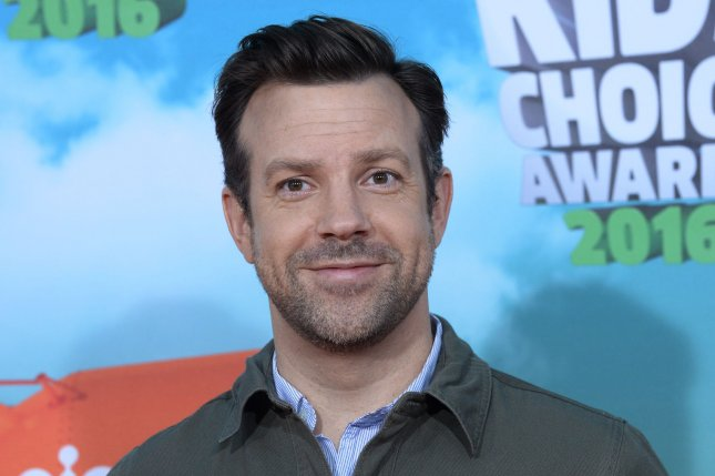 Jason Sudeikis attends Nickelodeon's Kids' Choice Awards in Inglewood, Calif. on March 12, 2016. The actor will soon be seen in an off-Broadway production of Dead Poets Society. File Photo by Jim Ruymen/UPI