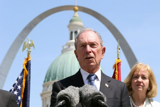 Former New York City Mayor Michael Bloomberg has pledged $500 million to shutter the United State's coal plants. File Photo by Bill Greenblatt/UPI
