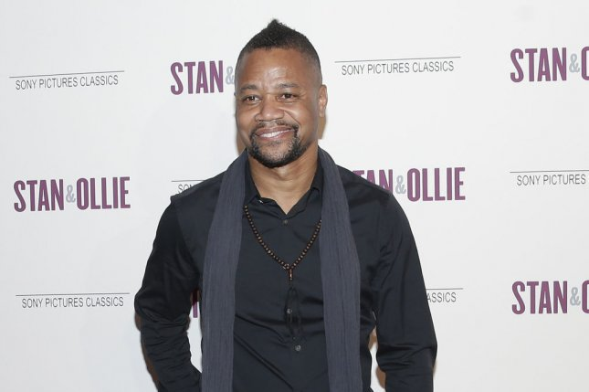 Cuba Gooding Jr.'s lawyer said surveillance footage at the bar will vindicate his client, but police said it corroborates the accuser's allegations. File Photo by John Angelillo/UPI