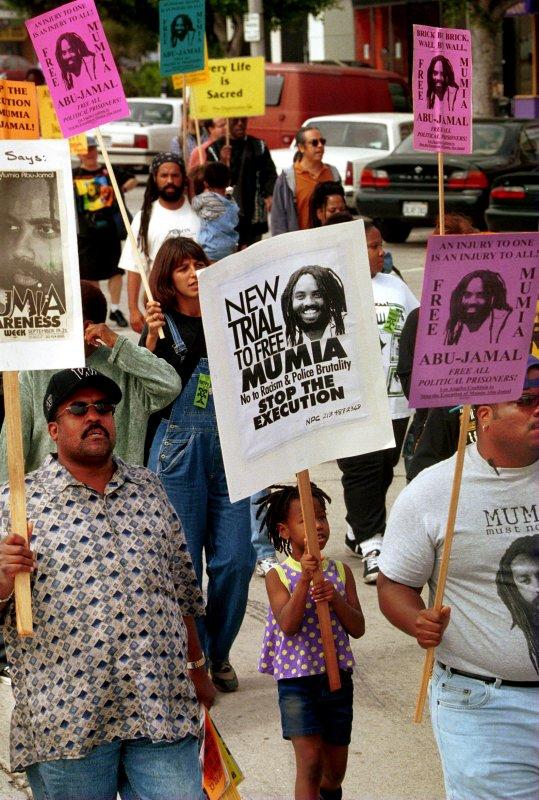 New Pa. law aimed at Mumia Abu-Jamal allows lawsuits against inmates
