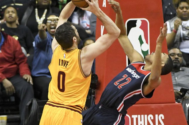 Cavs' Kevin Love out for six weeks following arthroscopic knee surgery