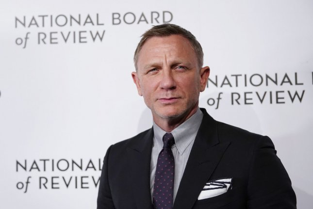 Daniel Craig's final James Bond film No Time to Die is delayed again. File Photo by John Angelillo/UPI