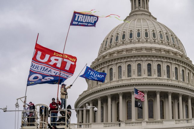 Former senior national security officials said the Jan. 6th attack on the Capitol building expose severe vulnerabilities in the nation's preparedness for preventing domestic terrorist attacks. Photo by Ken Cedeno/UPI