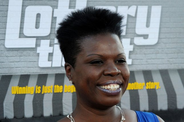 Cast member Leslie Jones attends the premiere of the motion picture comedy Lottery Ticket at Grauman's Chinese Theatre in Los Angeles on August 12, 2010. File Photo by Jim Ruymen/UPI