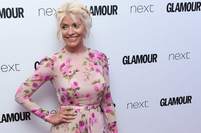 Holly Willoughby is returning for a second edition of Take Off with Bradley and Holly. File Photo by Rune Hellestad UPI