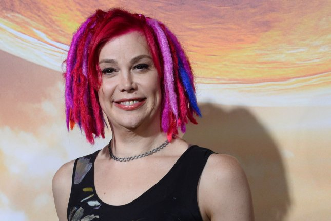 Director, writer and producer Lana Wachowski attends the premiere of her new sci-fi film Jupiter Ascending in Los Angeles on February 2, 2015. The filmmaker announced Thursday that a Sense8 movie is in the works. File Photo by Jim Ruymen/UPI