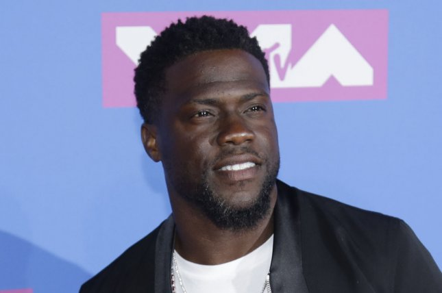 Hart announced on social media that he will no longer be hosting the Oscars after homophobic tweets emerged. File Photo by Serena Xu-Ning/UPI