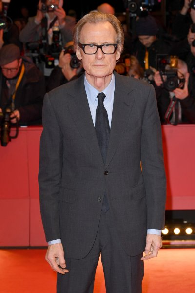 Bill Nighy attends The Kindness Of Strangers premiere at the 67th Berlinale International Film Festival in Berlin on February 7. The actor turns 70 on December 12. File Photo by Paul Treadway/UPI