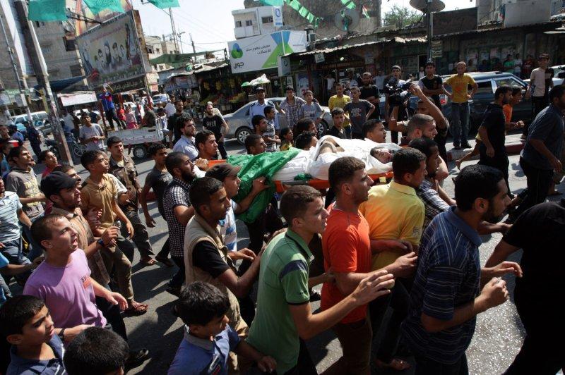 Gaza pounded by Israeli airstrikes