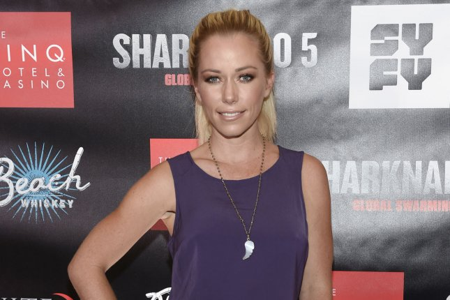 Kendra Wilkinson posted a selfie and an optimistic message on her 33rd birthday Tuesday. File Photo by David Becker/UPI