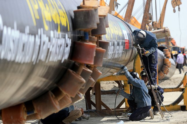 Building a pipeline from Iran may help Pakistani energy issues, but it won't be a cure-all for chronic woes, analyst says. UPI/Hamid Forotan/ISNA