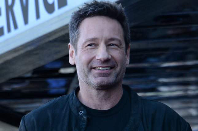 David Duchovny said he would be up for a 12th season of X-Files. Photo by Jim Ruymen/UPI