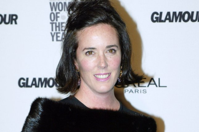 Kate Spade was found dead at her Park Avenue home Tuesday. File Photo by John Angelillo/UPI