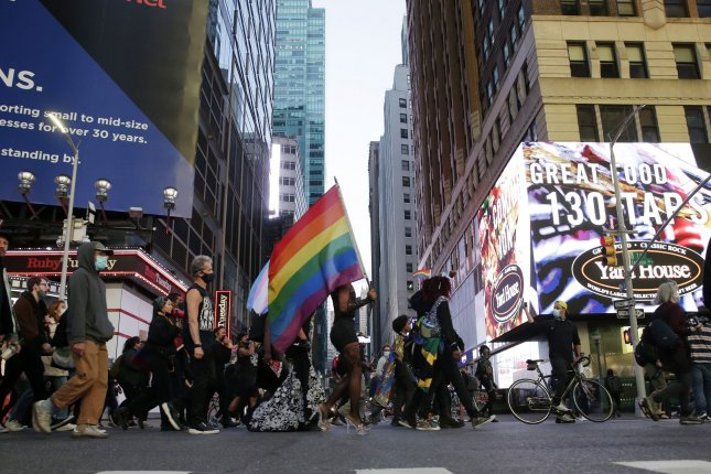 The New York State Assembly on Thursday passed the Gender Recognition Act to make it easier for transgender and nonbinary people change their government documents to reflect their preferred gender and name. Photo by John Angelillo/UPI