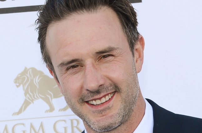 David Arquette married entertainment reporter Christina McLarty on Sunday. File photo by Jim Ruymen/UPI