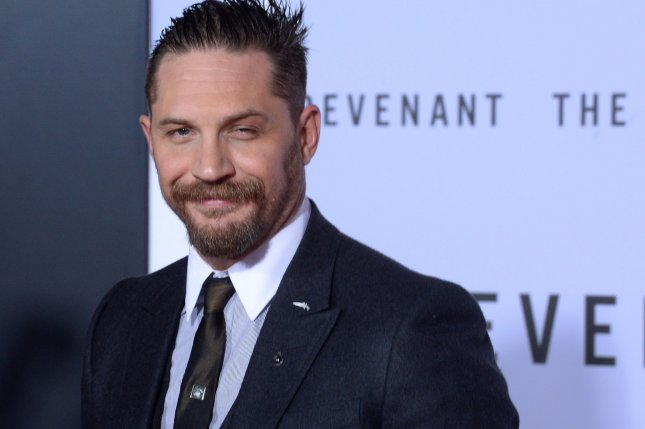 Cast member Tom Hardy attends the premiere of the motion picture Western thriller The Revenant at TCL Chinese Theatre in Los Angeles on December 16, 2015. File Photo by Jim Ruymen/UPI