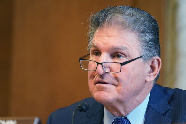 Sen. Joe Manchin, D-W.VA., asked the U.S. Centers for Disease Control and Prevention to investigate Kanawha County's HIV outbreak. Photo by Leigh Vogel/UPI