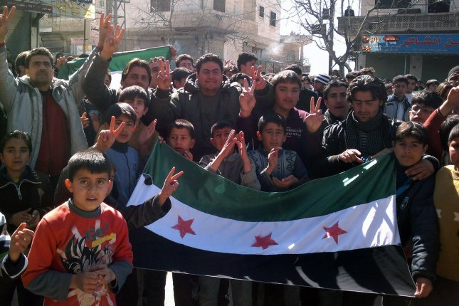 Syrian opposition achieves greater legitimacy with U.S., gains 'foreign mission' status