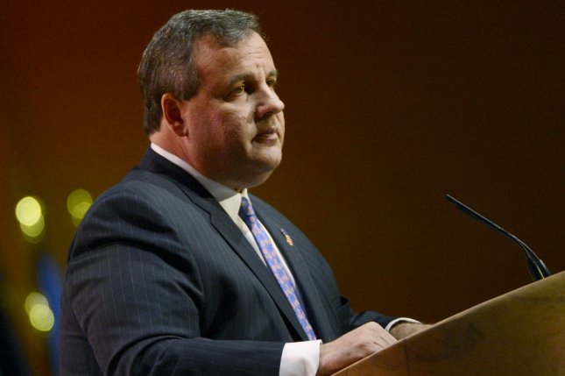 New Jersey Governor Chris Christie's press secretary says he had no knowledge of Bridgegate closings. UPI/Molly Riley