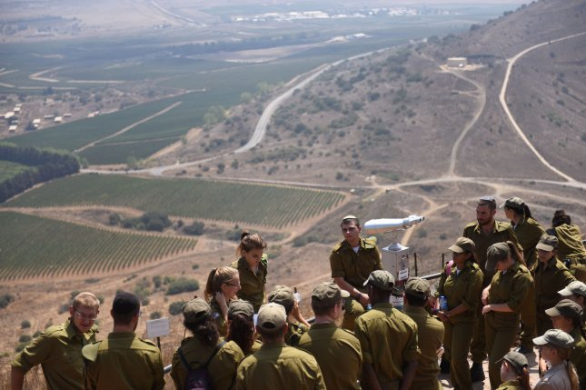 Israeli energy company finds deep oil reservoir in the Golan Heights, considered occupied Syrian territory by much of the international community. Photo by Debbie Hill/ UPI