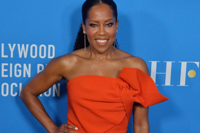 Actress Regina King is to star in HBO's TV adaptation of the Watchmen comics. File Photo by Jim Ruymen/UPI