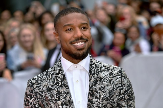 Michael B. Jordan has been named People magazine's Sexiest Man Alive in 2020. File Photo by Chris Chew/UPI