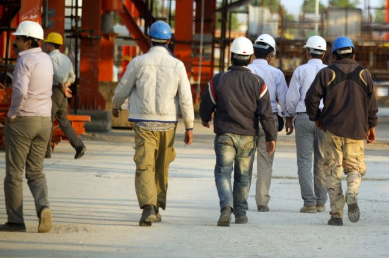 Work not yet at full tilt in Libyan oil sector. UPI/Maryam Rahmanian