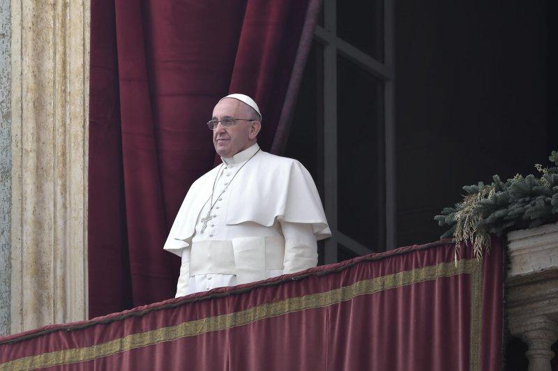 Pope Francis Photo by Stefano Spaziari/UPI
