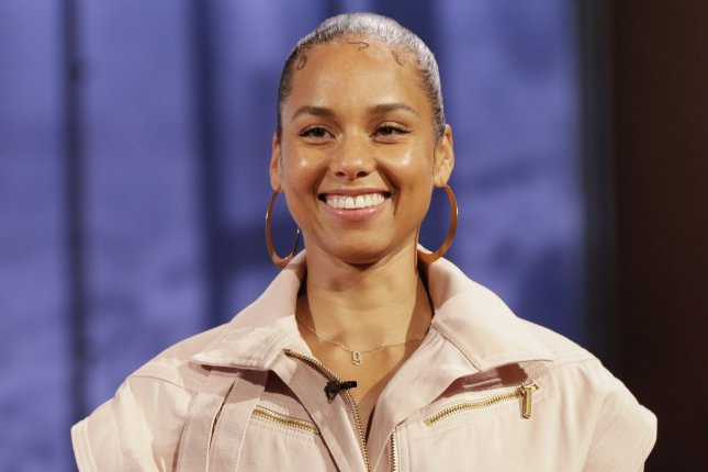 Alicia Keys is hosting the 2020 Grammy Awards which take place on Sunday. File Photo by John Angelillo/UPI