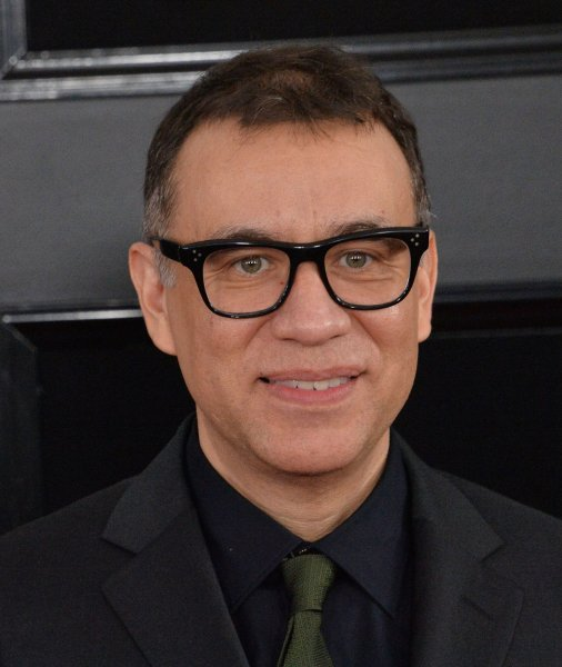 Fred Armisen is to star in the Showtime comedy, Moonbase. File Photo by Jim Ruymen/UPI