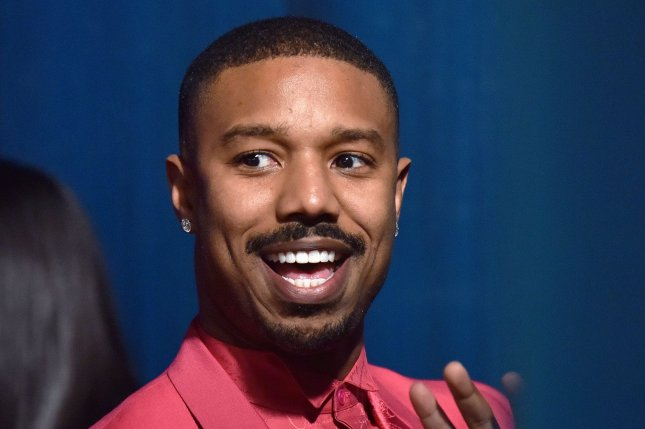 Michael B. Jordan will change the name of his rum brand J'Ouvert after accusations of cultural appropriation. File Photo by Christine Chew/UPI