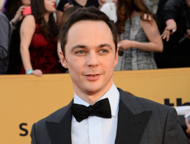 Actor Jim Parsons arrives for the 21st annual SAG Awards held at the Shrine Auditorium in Los Angeles in January. In a recent appearance on Inside the Actors Studio Parsons tolld host James Lipton that when a reporter asked him about his experience as a gay man, it was a wonderful gift. File Photo by Jim Ruymen/UPI