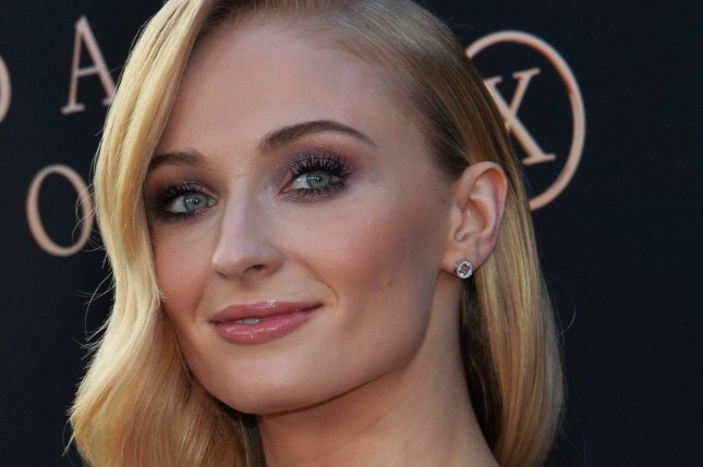Actress Sophie Turner is set to star in the new series Survive for Quibi. File Photo by Jim Ruymen/UPI