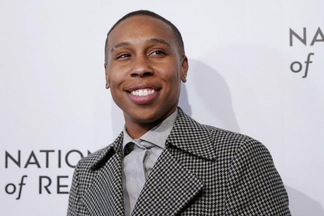 Lena Waithe and Alana Mayo have separated two months after announcing their marriage. File Photo by John Angelillo/UPI