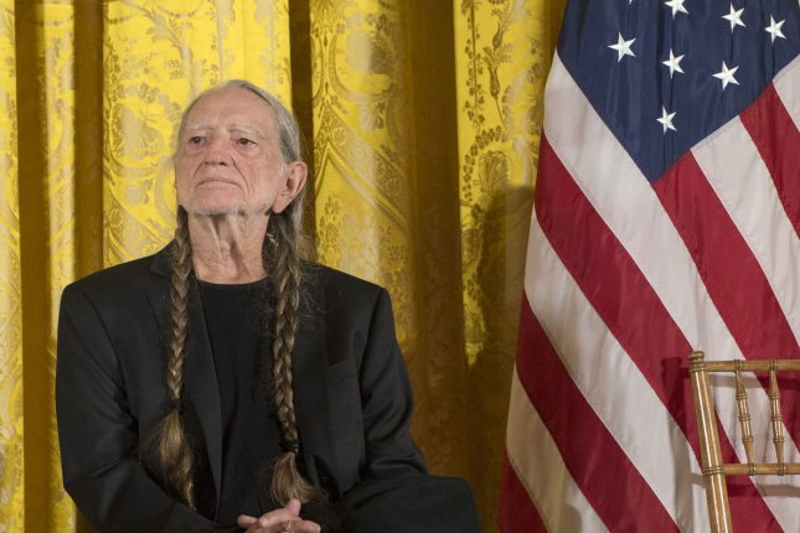 Entertainer Willie Nelson starting marijuana brand Willie's Reserve. Photo by Pat Benic/UPI