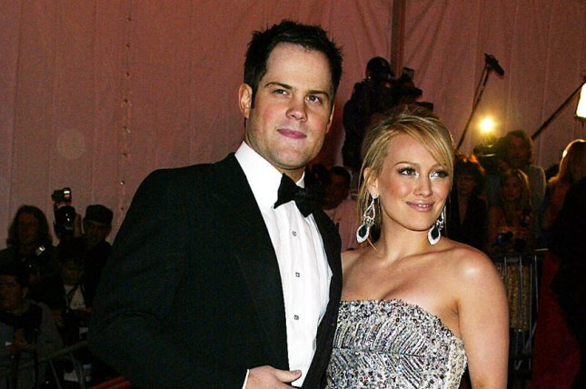 Hilary Duff and Mike Comrie arrive at the Metropolitan Museum of Art's Costume Institute Gala in New York on May 5, 2008. The couple were married for about a year before Duff filed for divorce in February 2015. File Photo by Laura Cavanaugh/UPI
