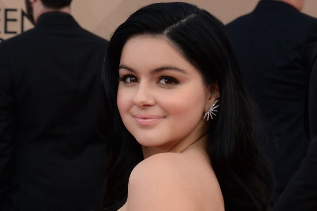 Ariel Winter at the Screen Actors Guild Awards on January 30. The actress will defer college a year. File Photo by Jim Ruymen/UPI