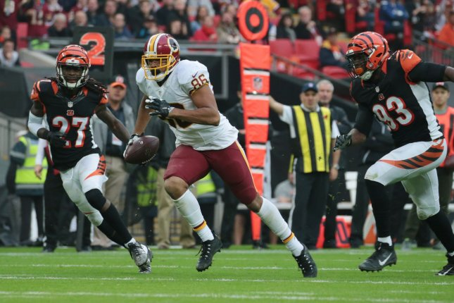 Redskins TE Jordan Reed activated from PUP list