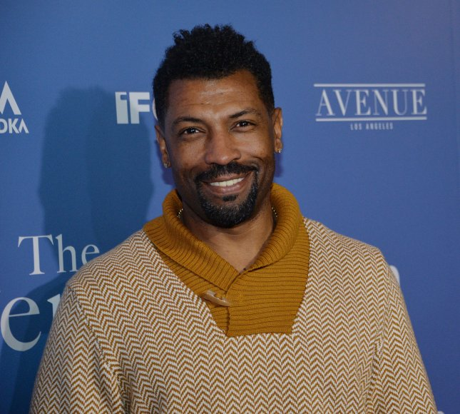 Comedian Deon Cole said he has a solution whenever he starts to think that he's tired and overworked: I remember the times when I had nothing to do. File Photo by Jim Ruymen/UPI