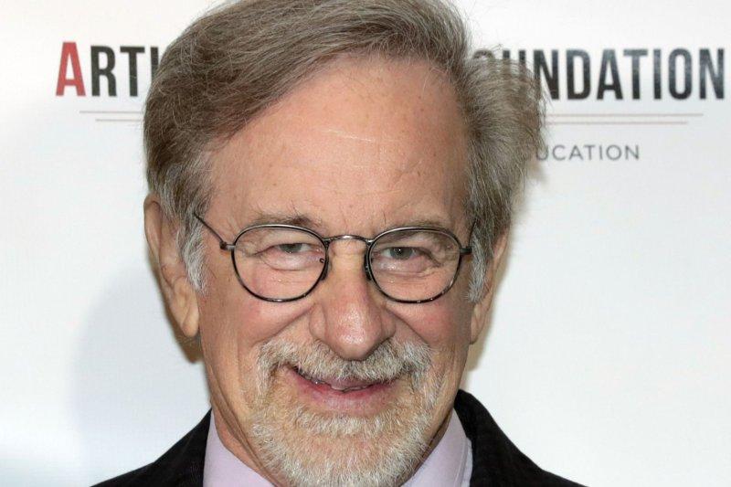 Steven Spielberg is adapting Stephen King's book, The Talisman, for Netflix. File Photo by Jason Szenes/UPI