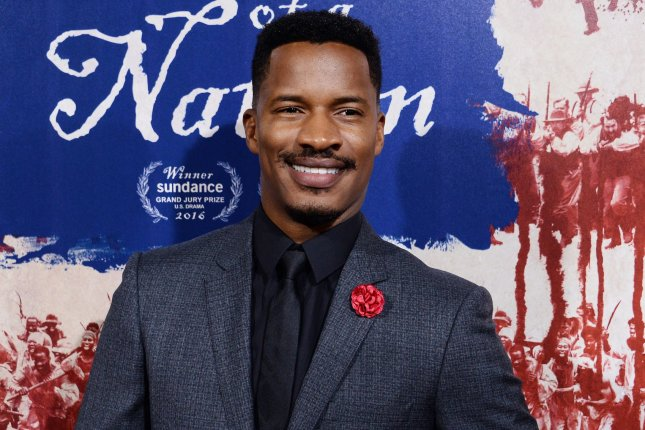 Writer/director and cast member Nate Parker attends the premiere of the motion picture drama The Birth of a Nation at the ArcLight Cinerrama Dome in the Hollywood section of Los Angeles on September 21, 2016. Photo by Jim Ruymen/UPI