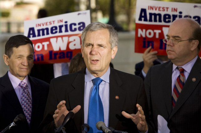 Federal judges ruled the Republican-drawn lines for Democratic Rep. Lloyd Doggett of Texas violated the Constitution and the Voting Rights Act. Judges also said two Republican-held seats were gerrymandered. File Photo by Patrick D. McDermott/UPI